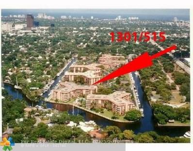 1301 River Reach Dr UNIT 515, Fort Lauderdale, FL 33315 - #: F10146883