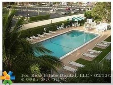 3221 NE 8th St UNIT 103, Pompano Beach, FL 33062 - #: F10147080