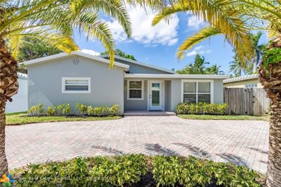 1317 NE 16th Ave, Fort Lauderdale, FL 33304 - #: F10147473