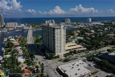 2500 E Las Olas Bl UNIT 507, Fort Lauderdale, FL 33301 - #: F10147482
