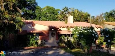 1129 NE 13th Ave, Fort Lauderdale, FL 33304 - #: F10147861