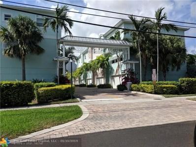 433 NE 1st St UNIT 4, Pompano Beach, FL 33060 - #: F10148028