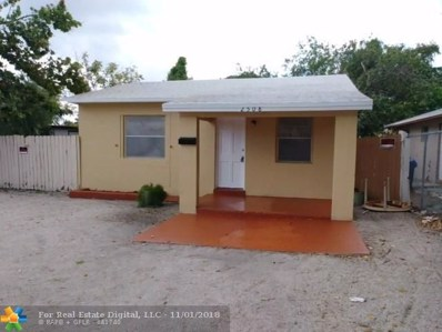 2508 NW 9th Pl, Fort Lauderdale, FL 33311 - #: F10148101