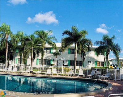 6261 NE 19th Ave UNIT 1201, Fort Lauderdale, FL 33308 - #: F10148591