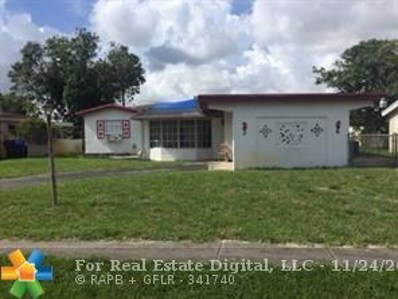 3470 NW 37th St, Lauderdale Lakes, FL 33309 - #: F10149021