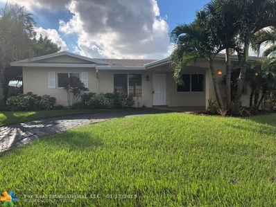 4490 NW 17th Ave, Oakland Park, FL 33309 - #: F10149777