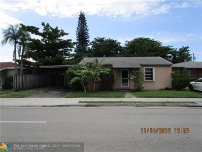 1333 N Andrews Ave, Fort Lauderdale, FL 33311 - #: F10150298