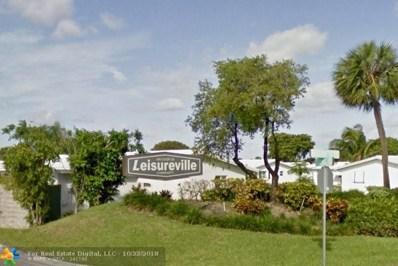 2650 W Golf Bl UNIT 264, Pompano Beach, FL 33064 - #: F1338158