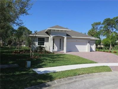 6615 49th Court, Vero Beach, FL 32967 - #: 206079