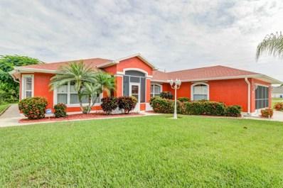 867 Landsdowne Drive, Sebastian, FL 32958 - #: 207009
