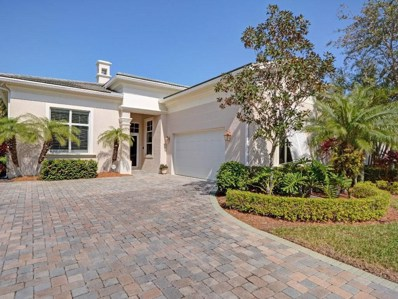 1616 Weybridge Circle, Vero Beach, FL 32963 - #: 208979