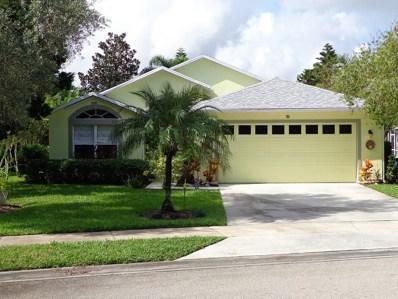 781 Collier Club Drive, Sebastian, FL 32958 - #: 210407