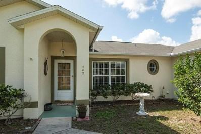 482 Candle Avenue, Sebastian, FL 32958 - #: 210800