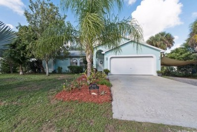 8035 104th Court, Vero Beach, FL 32967 - #: 211071
