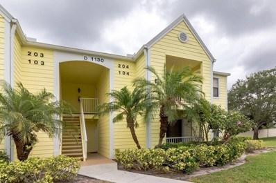 1130 3rd Avenue UNIT 204, Vero Beach, FL 32960 - #: 211721