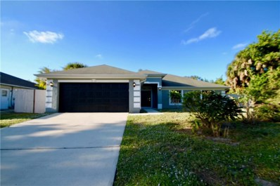 484 Seaside Terrace, Sebastian, FL 32958 - #: 212020