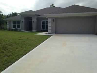 1079 Topsail Lane, Sebastian, FL 32958 - #: 212380