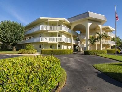 1100 Ponce De Leon Circle UNIT N306, Vero Beach, FL 32960 - #: 212868