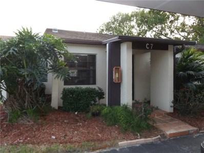 6008 Indrio Road UNIT 7, Fort Pierce, FL 34951 - #: 213556
