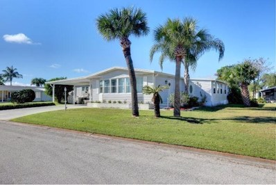 605 Periwinkle Circle, Barefoot Bay, FL 32976 - #: 213690