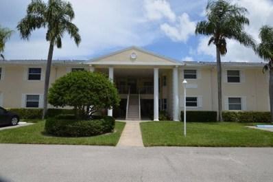 540 Grove Isle Circle UNIT 206, Vero Beach, FL 32962 - #: 224339