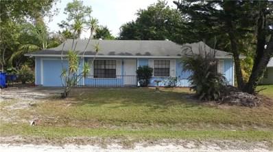 2196 87th Avenue, Vero Beach, FL 32966 - #: 224498