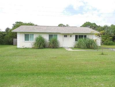 9570 Honeysuckle Drive, Micco, FL 32976 - #: 227413
