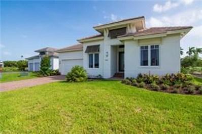 9273 Orchid Cove Circle, Vero Beach, FL 32963 - #: 240784