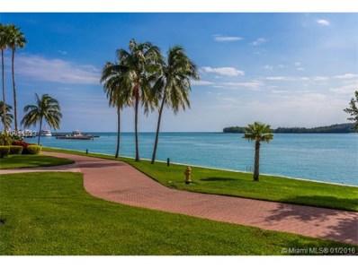 2411 Fisher Island Dr UNIT 2411, Miami Beach, FL 33109 - #: A10011523