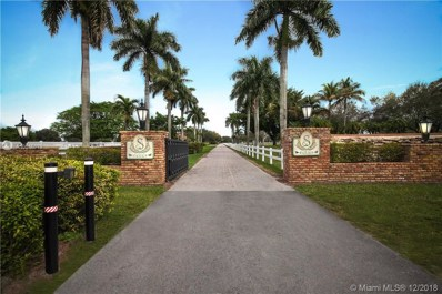 15990 Griffin Rd, Southwest Ranches, FL 33331 - #: A10046579