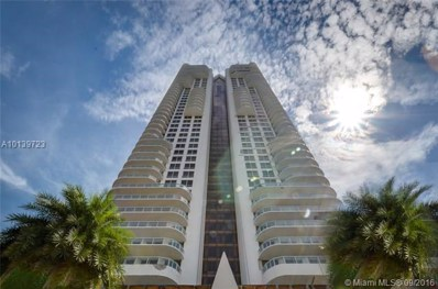 6365 Collins Ave UNIT 1907, Miami Beach, FL 33141 - #: A10139723