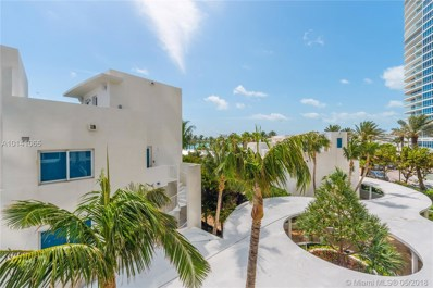 50 S Pointe Drve UNIT 601, Miami Beach, FL 33139 - #: A10141065