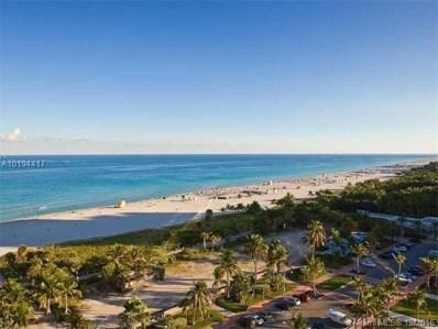 2201 Collins Ave UNIT 914, Miami Beach, FL 33139 - #: A10194417