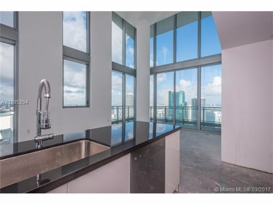 92 SW 3rd St UNIT PH5209, Miami, FL 33130 - #: A10195294