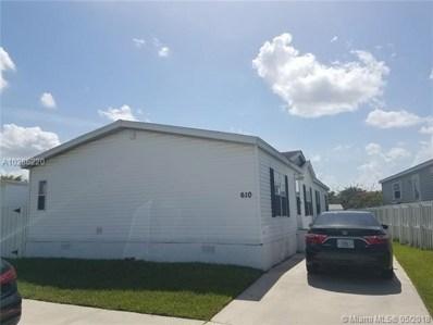 610 NW 215th Ave, Pembroke Pines, FL 33029 - #: A10286220