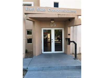 55 E 4th Street UNIT 104, Hialeah, FL 33010 - #: A10307775