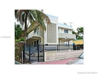 428 Collins Ave UNIT 6, Miami Beach, FL 33139 - #: A10320556