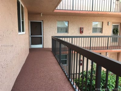 3130 Holiday Springs UNIT 205, Margate, FL 33063 - #: A10394196