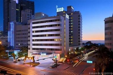 1801 Collins Ave UNIT T8, Miami Beach, FL 33139 - #: A10400678