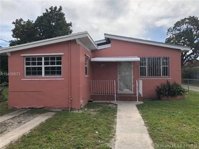1480 NW 69th St, Miami, FL 33147 - #: A10408673