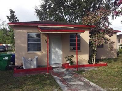 513 NW 99 St, Miami, FL 33150 - #: A10409827