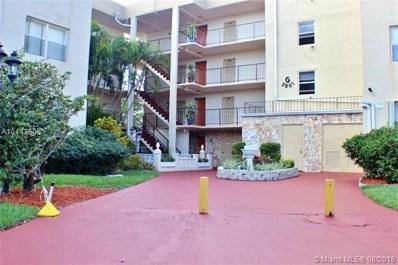 2801 Somerset Dr UNIT 200, Lauderdale Lakes, FL 33311 - #: A10413605