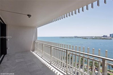 1 Grove Isle Dr UNIT A1106, Miami, FL 33133 - #: A10420579