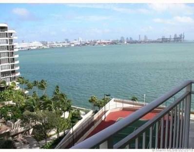 770 Claughton Island Dr UNIT 1103, Miami, FL 33131 - #: A10422958