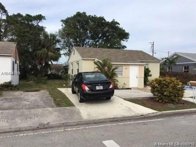 522 W 1st St, Riviera Beach, FL 33404 - #: A10424238