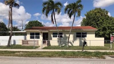 7101 SW 12 St, Miami, FL 33144 - #: A10428366