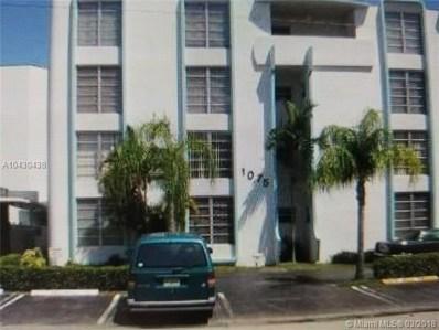 1075 93rd St UNIT 403, Bay Harbor Islands, FL 33154 - #: A10430438