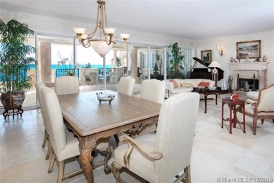 7842 Fisher Island Dr UNIT 7842, Fisher Island, FL 33109 - #: A10444095