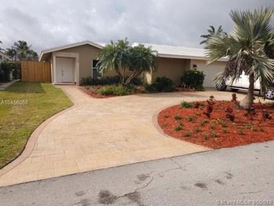1448 NE 55th St, Fort Lauderdale, FL 33334 - #: A10456058
