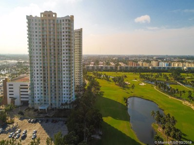 1755 E Hallandale Beach Blvd UNIT 1808E, Hallandale, FL 33009 - #: A10460551